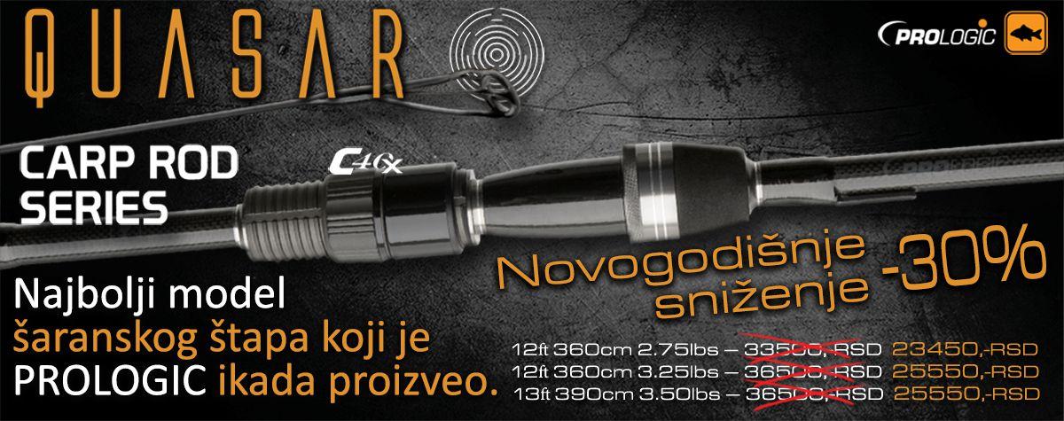 Prologic Quasar Rods