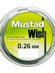 mustad wish monofilament