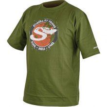 Scierra S Logo T-shirt S C actus Green sajt opt